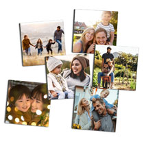 6 x Photo Tiles 20 x 20cm (8 x 8in) incl Delivery