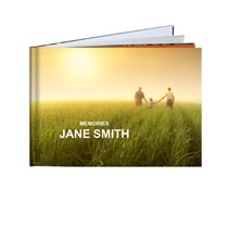 100 Page Hardcover A4 Landscape Photobook incl Delivery