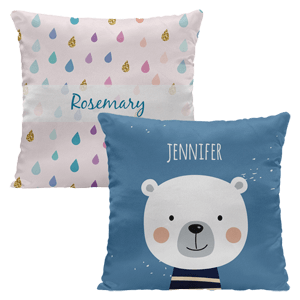 Cushion Covers<br>Canvas